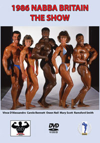 1986 NABBA Mr and Ms Britain The Show