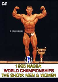 1995 NABBA World Championships - The Show