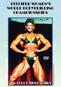 1999 IFBB Women's World Bodybuilding & Mixed Pairs Championships