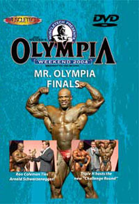 2004 Mr. Olympia - The Finals