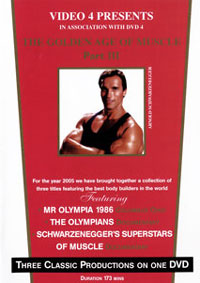 The Golden Age Of Muscle: Part 3 1986 Mr Olympia