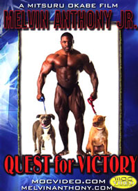 Melvin Anthony Jr. - Quest For Victory 2 Disc Set