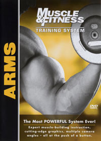 Muscle & Fitness Training System - Arms
