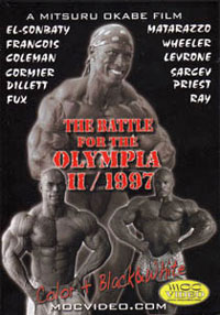 1997 Battle for the Olympia