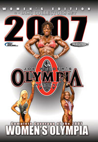 2007 Fitness, Figure and Ms. Olympia Set