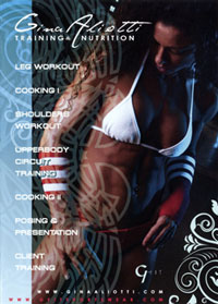 Gina Aliotti – Training & Nutrition