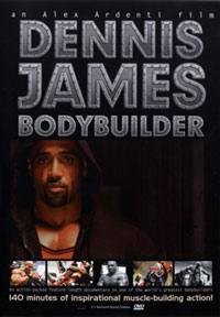 Dennis James: BODYBUILDER DVD