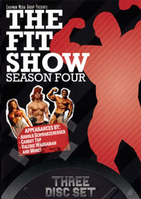 THE FIT SHOW – Season Four: 3 Disc Set
