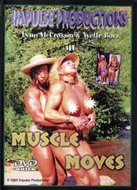 "Lynn McCrossin & Yvette Bova in ""Muscle Moves"""