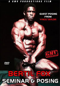Bertil Fox Seminar Plus Posing