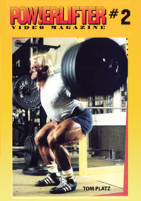 Powerlifter Video Magazine Issue # 2