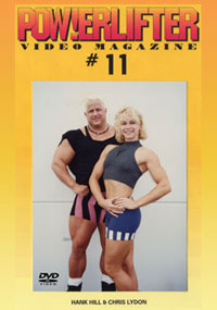 Powerlifter Video Magazine Issue # 11