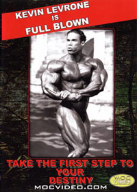 Kevin Levrone is Full Blown