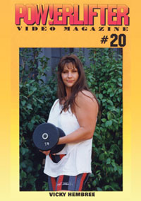 Powerlifter Video Magazine Issue # 20