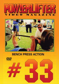Powerlifter Video Magazine Issue # 33