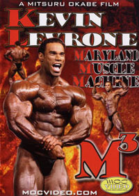 Kevin Levrone / Maryland Muscle Machine : M3