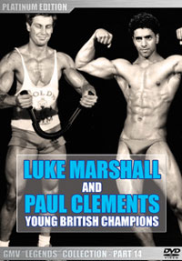 Marshall & Clements – Young British Champions