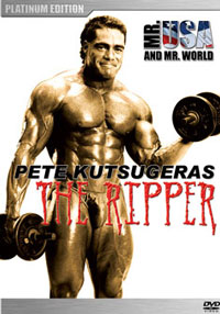 Pete Kutsugeras - The Ripper Mr USA, Mr World