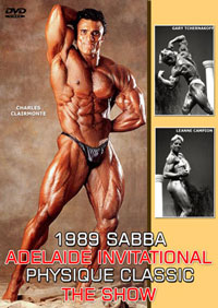 1989 SABBA Invitational Physique Classic