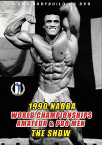 1990 NABBA World Championships: Pro/Am - Show