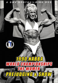 1990 NABBA World Championships: The Women - Judging & Show