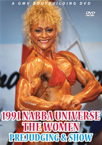 1991 NABBA Universe: The Women\'s Prejudging & Show