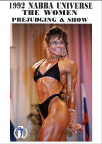 1992 NABBA Universe: The Women's Prejudging & Show