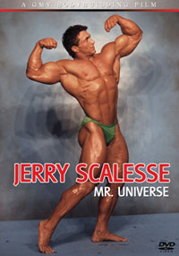 Jerry Scalesse - Mr. Universe