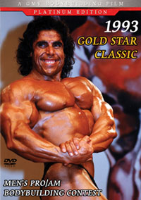 1993 Gold Star Classic: Men\'s Pro-Am Bodybuilding