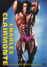 Charles Clairmonte - A Profile: Workout & Posing