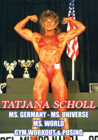 Tatjana Scholl: Ms Universe, Ms world, Ms Germany: Workout