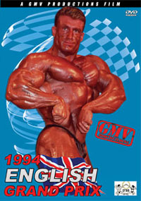 1994 English Grand Prix - Dorian Yates