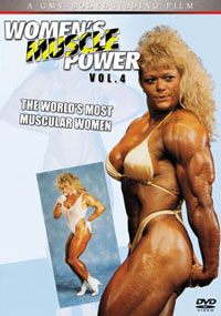 Women\'s Muscle Power Vol. 4 - The World\'s Most Muscular Women