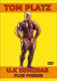 Tom Platz UK Seminar Sept 1993