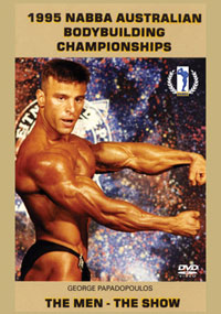 1995 NABBA Australian Bodybuilding Championships The Men The Show