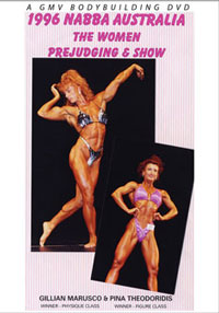 1996 NABBA Australian Champs: The Women - Prejudging & Show