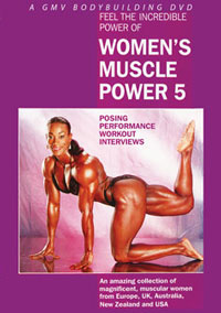 Women's Muscle Power # 05 - Feel the Incredible Power