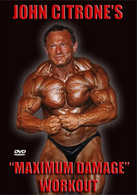 "John Citrone ""Maximum Damage"" Workout"