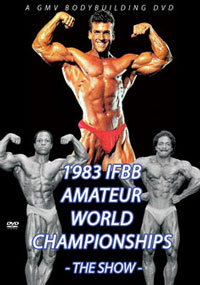 1983 IFBB World Championships Mr Universe: The Show