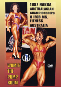 1997 NABBA Australasia The Women's Pump Room