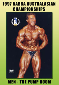 1997 NABBA Australasia: The Men's Pump Room