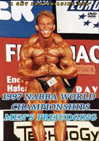 1997 NABBA World Championships: The Men\'s Prejudging