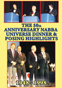 THE 50TH ANNIVERSARY NABBA UNIVERSE DINNER & POSING HIGHLIGHTS