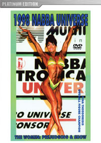 1998 NABBA Universe (50th Year): The Women - Prejudging And Show