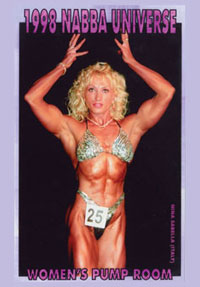 1998 NABBA Universe (50th Year): Women's Pump Room