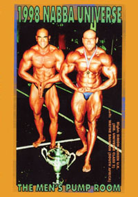 1998 NABBA Universe 50th Year: Men's Pump Room