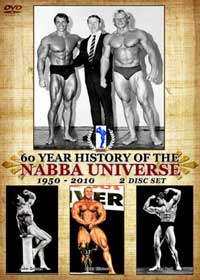 60 Year History of the NABBA Universe 1950 - 2010