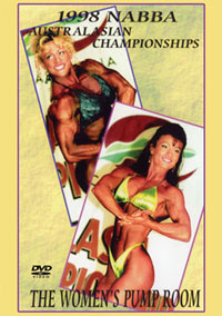 1998 NABBA Australasia: The Women\'s Pump Room
