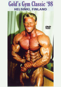 1998 Gold's Gym Classic - Finland
