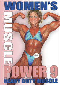 Women\'s Muscle Power #9 - Heavy Duty Muscle